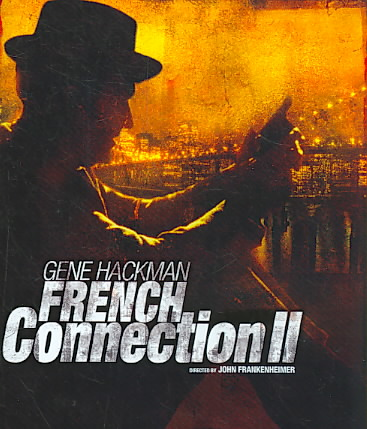 FRENCH CONNECTION 2 BY HACKMAN,GENE (Blu-Ray)