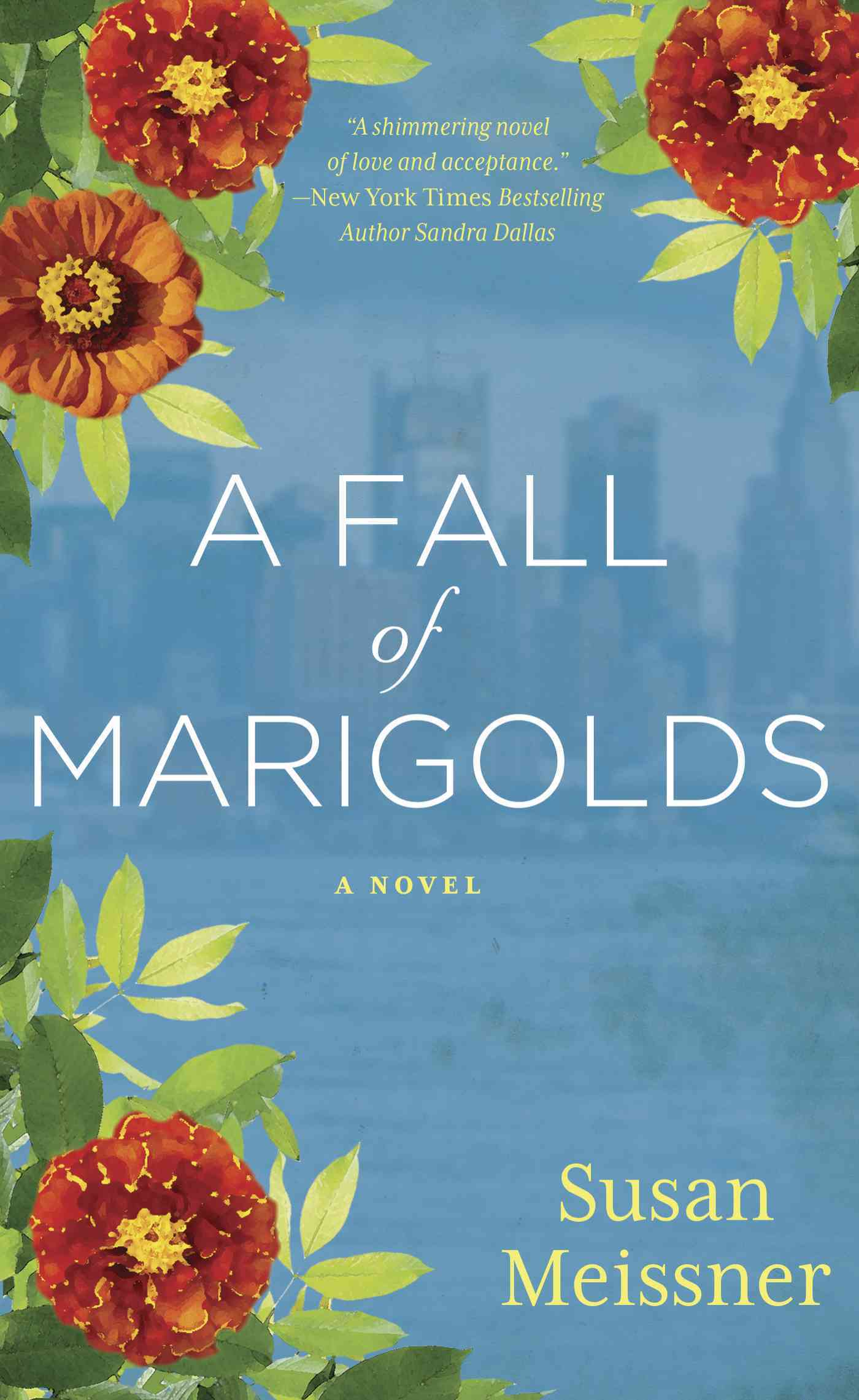 A Fall of Marigolds By Meissner, Susan